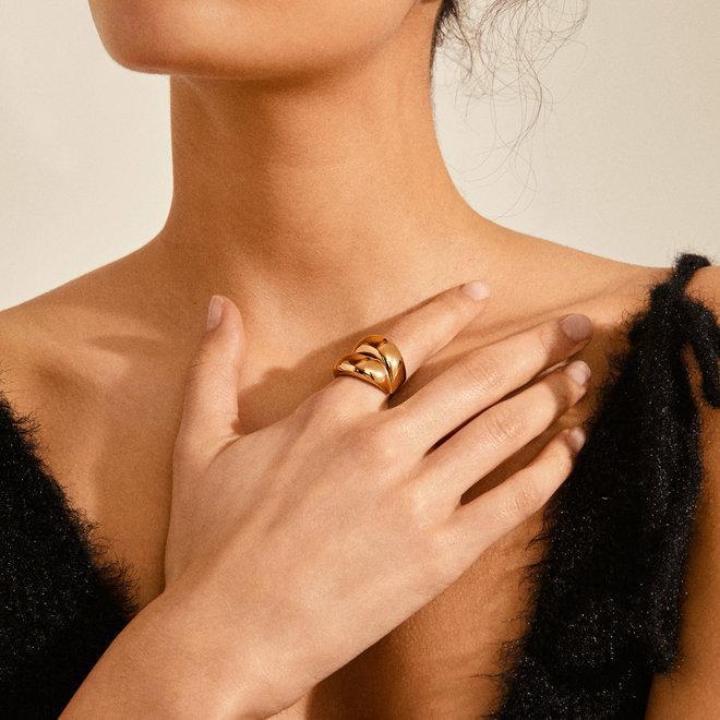 Pilgrim Raven Ring