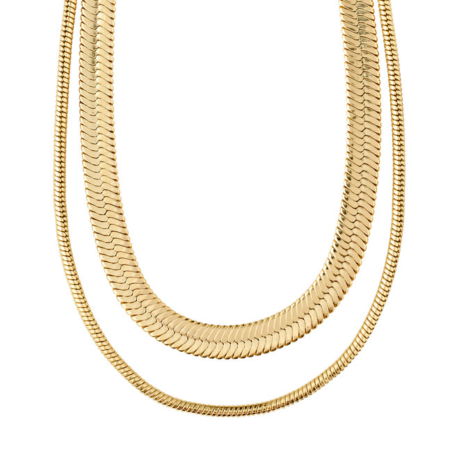 Pilgrim Reconnect 2-in-1 Necklace