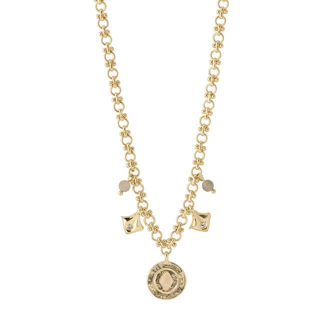 Pilgrim Nomad Necklace