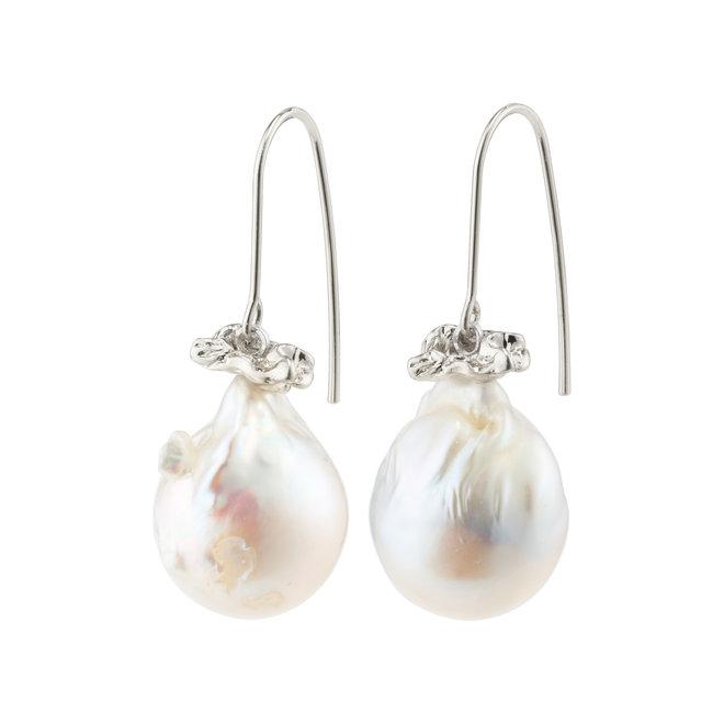 Pilgrim Precious Statement Pearl Earrings