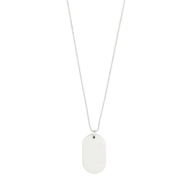 Pilgrim Restoration Tag Necklace