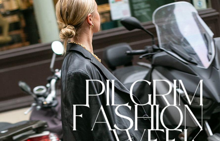 PILGRIM TAKES PARIS FASHION WEEK