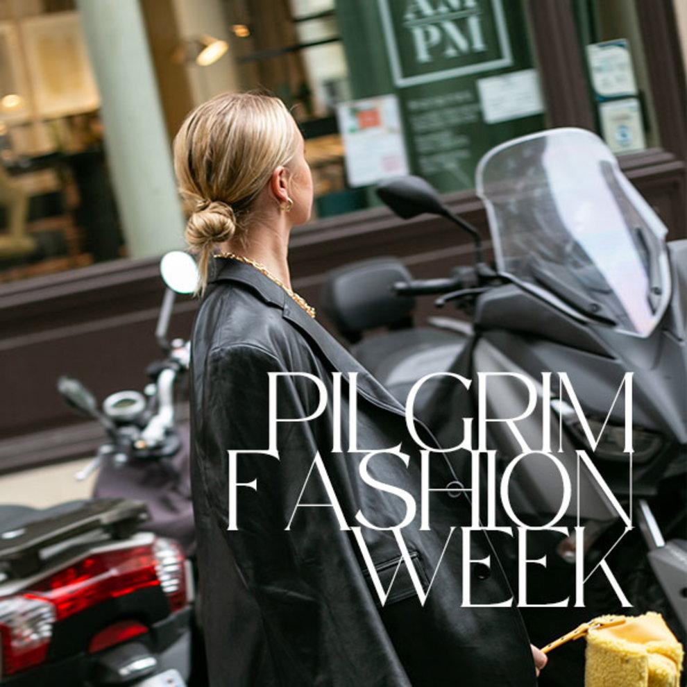 PILGRIM PREND D'ASSAUT LA FASHION WEEK DE PARIS
