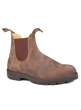 Blundstone Blundstone 585 Leather Lined Classic Rustic Brown