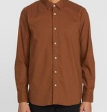 Oxford Stretch Button Up