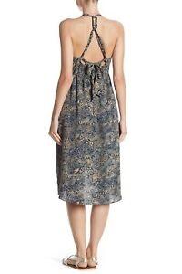 Dex Dex Blue Ombre Dress