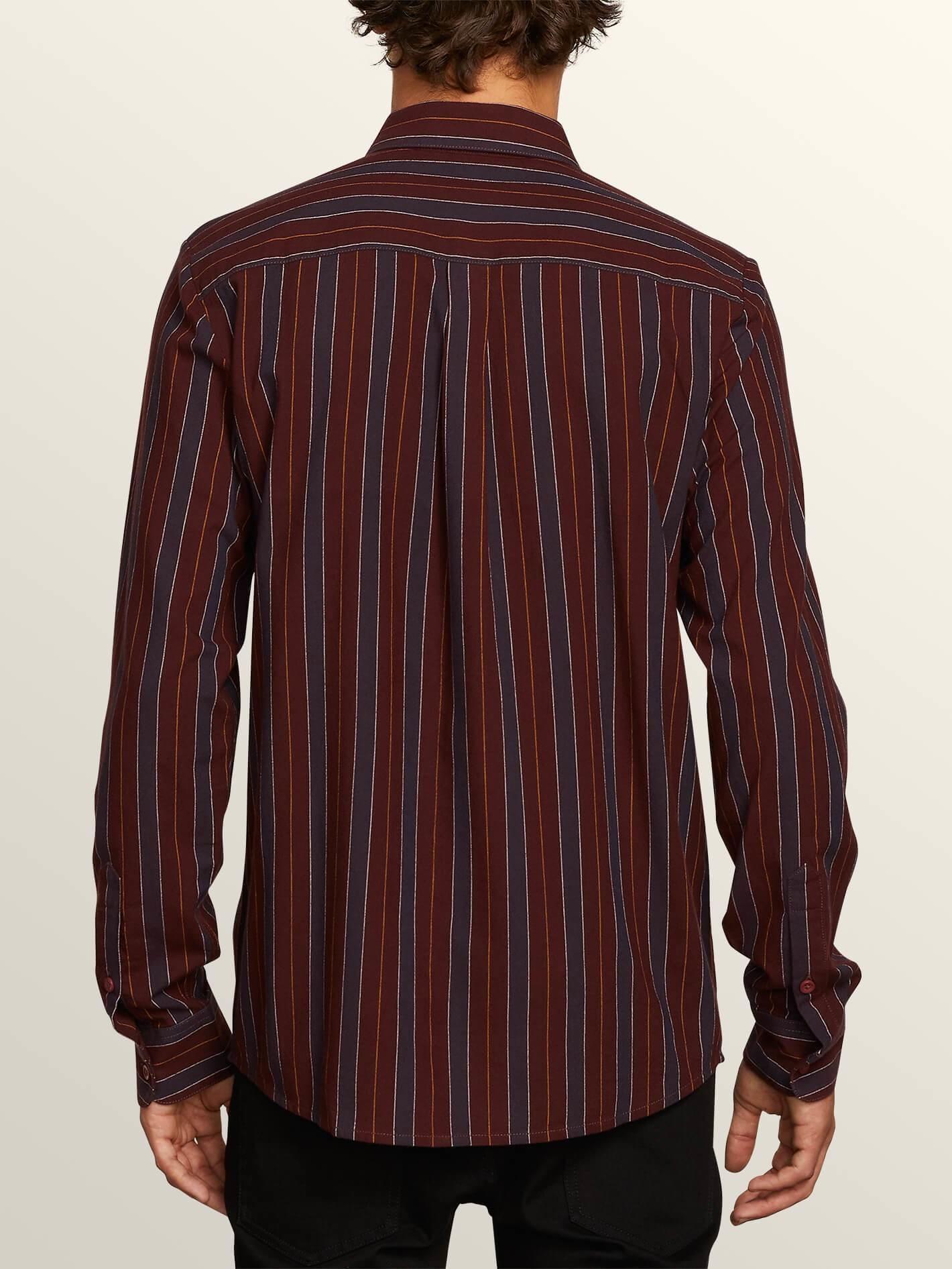 Volcom Clasher Long Sleeve Shirt