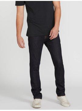 Volcom Vorta Slim Fit Jeans - Rinse