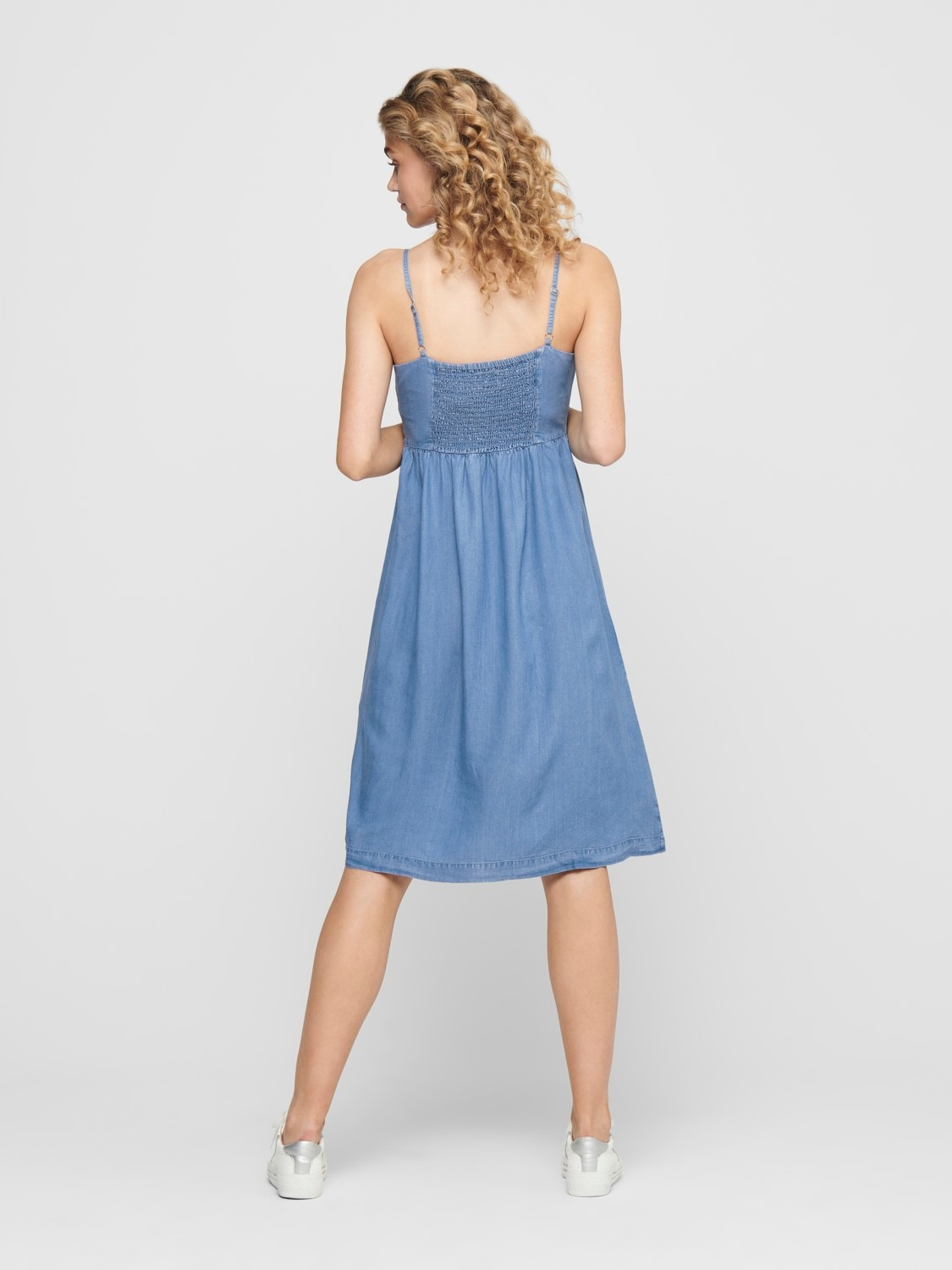 Only Button Down Dress