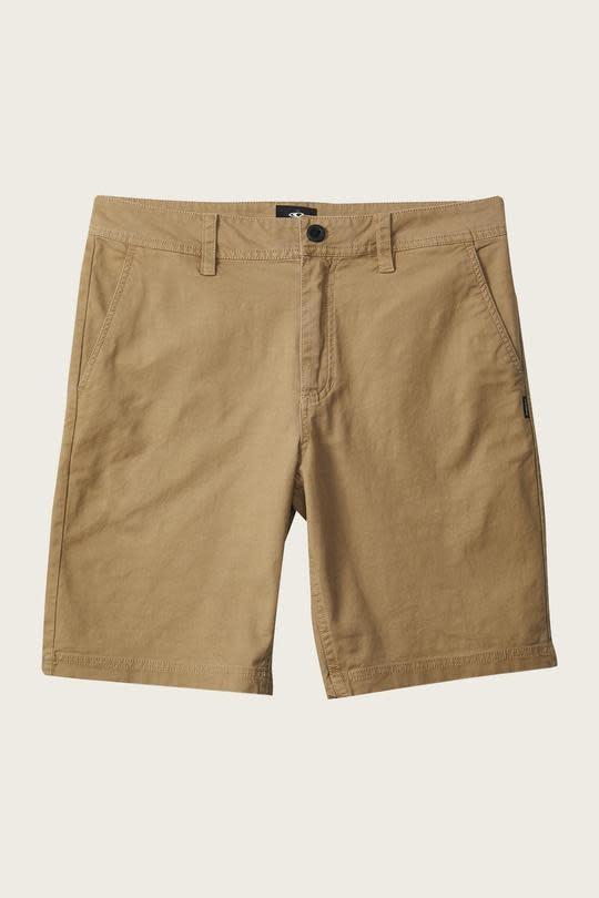 O'Neill Jay Chino Shorts Khaki