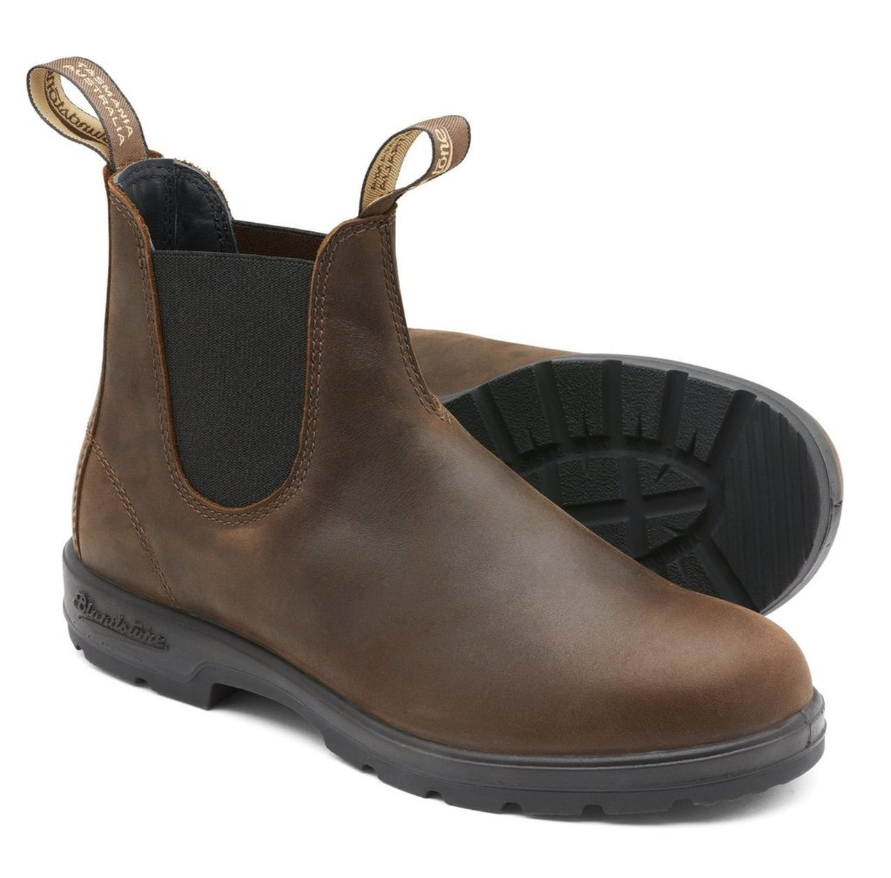 Blundstone Blundstone 1609 Leather Lined-Antique Brown