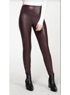 Dex Dex Faux Leather Legging