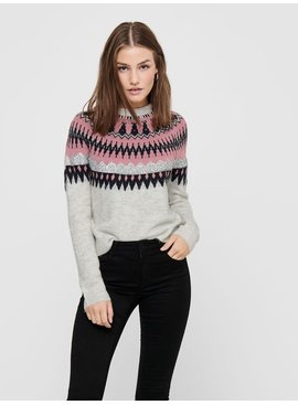 Only JDY - Bliss Jacquard Pullover
