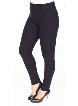 DKR High Rise with Back Seam Pant