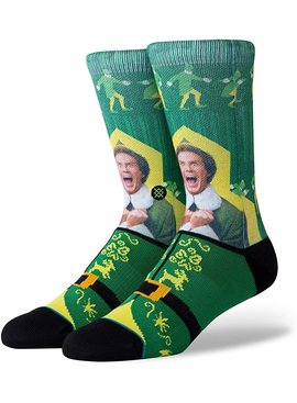 Stance Stance - Casual - Elf -  I Know Him Men's Small