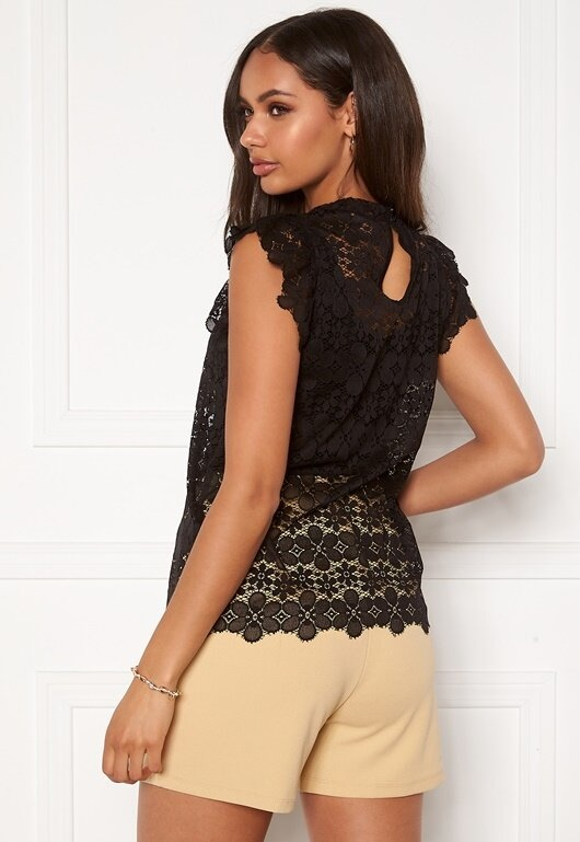 Only JDY - Blond Lace Top