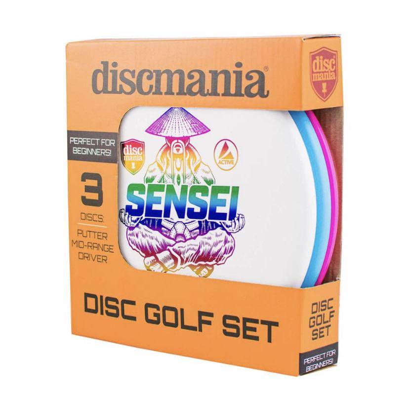Discmania Discmania Active Line Soft Starter Set