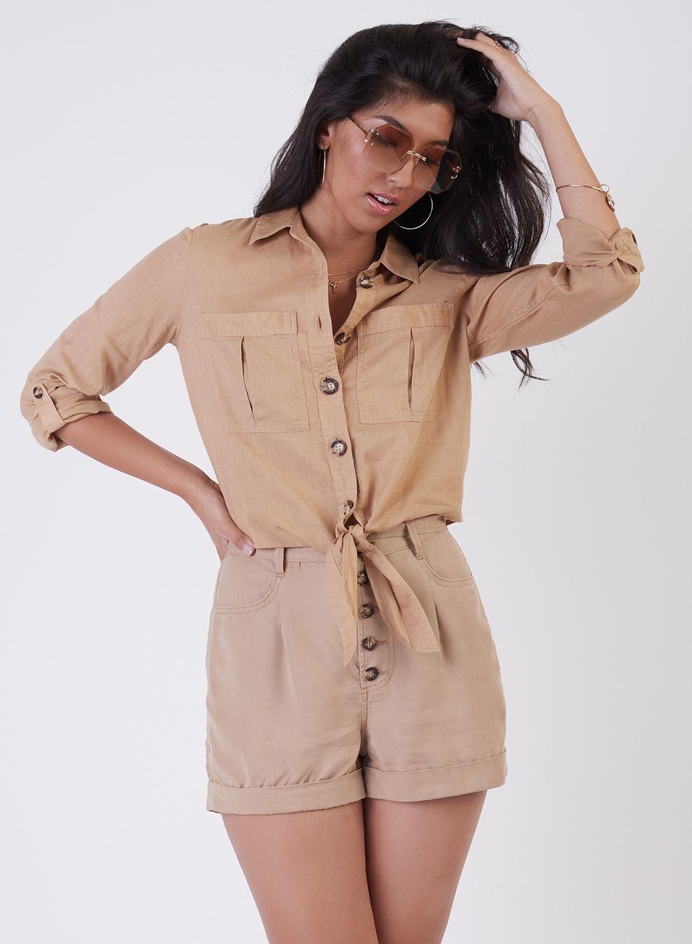 Dex Dex Linen Shirt