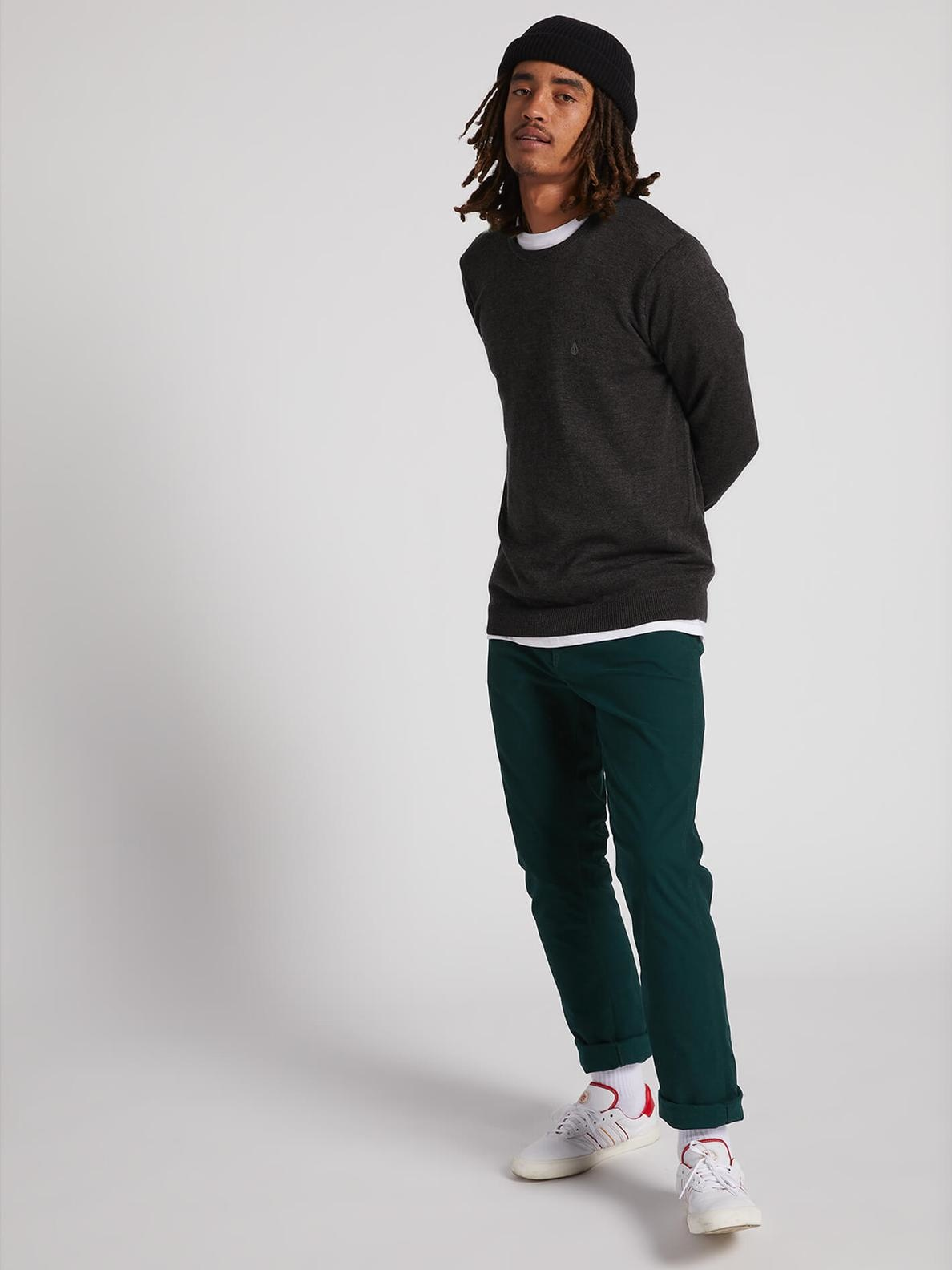 Volcom Volcom - Uperstand Black Sweater