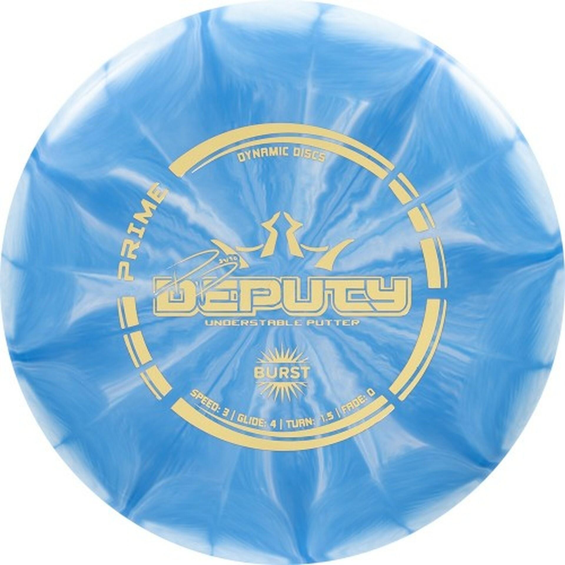 Discmania Dynamic Discs - Prime Deputy Putter