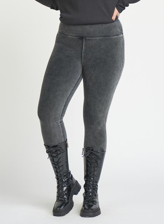 Dex Dex - Corduroy High Waisted Legging