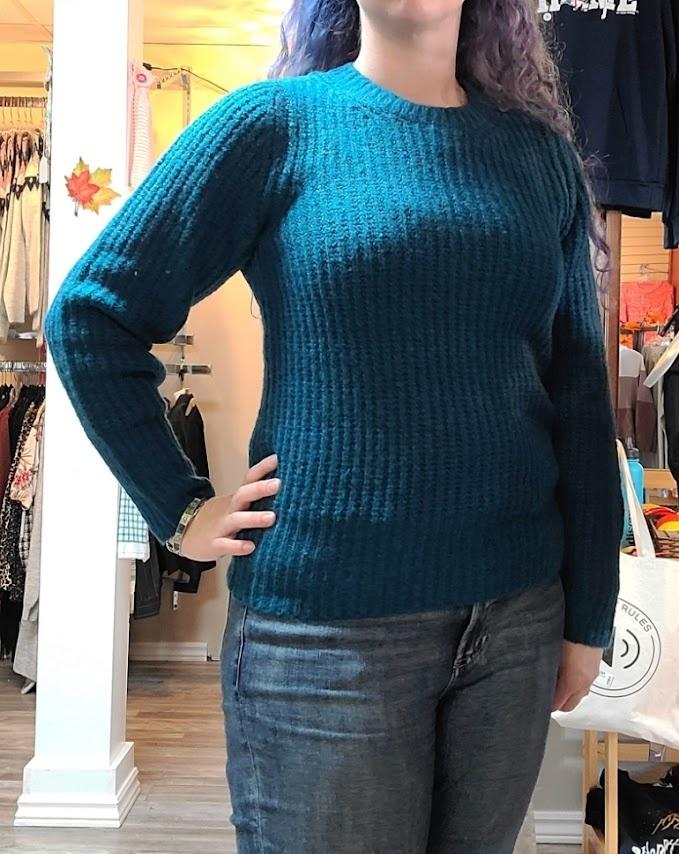 Dex Dex - Open Stitch Sweater