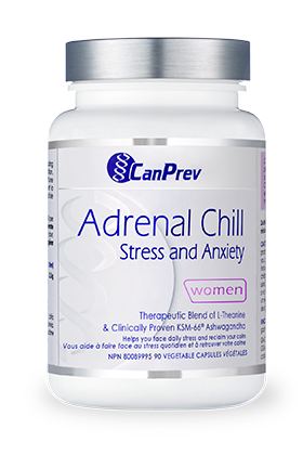 CanPrev Adrenal Chill - 90 v-caps