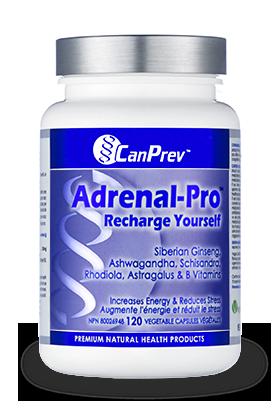 CanPrev Adrenal Pro – 120 Capsules