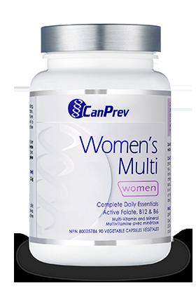 CanPrev Women's Multi - 90vcaps
