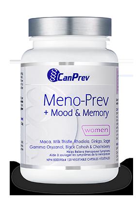 CanPrev Meno-Prev + Mood & Memory - 120 v-caps