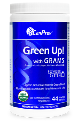 CanPrev Green Up! with GRAMS - 300 g