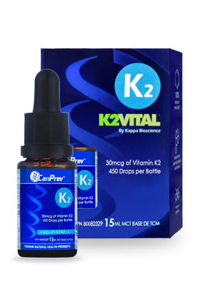 CanPrev K2 Drops - 15 ml