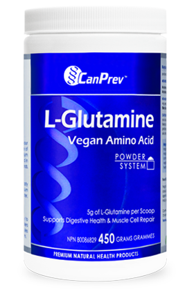 CanPrev CanPrev L-Glutamine Vegan Amino Acid - 450g