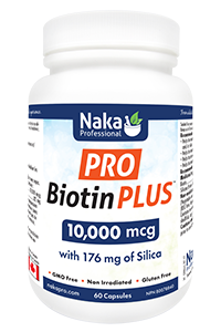Naka PLUS Pro Biotin 10k mg with Silicon