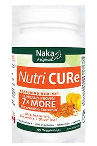 Naka Nutri Cure - 60 veggie caps