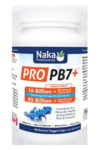 Naka Pro PB7+ 16 Billion 250g L-Glutamine - 90 Enteric vcaps