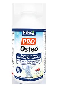 Naka Pro Osteo with Collagen - 500ml