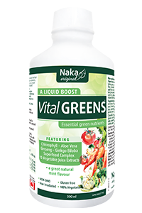 Naka Vital Greens – 500 mL