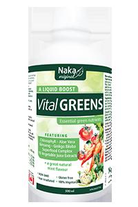 Naka Vital Greens – 500 mL