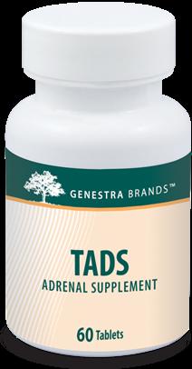 Genestra TADS - 60 tablets