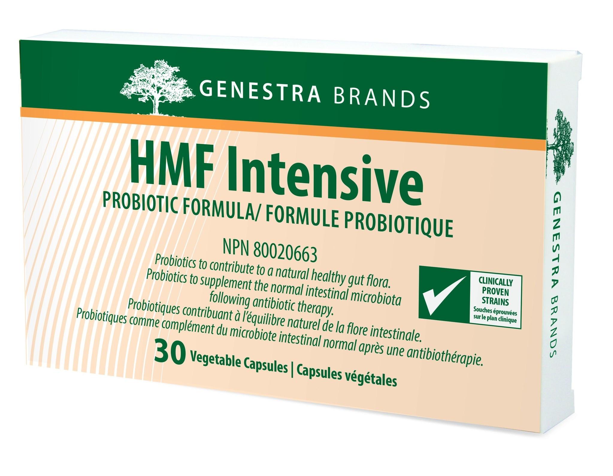 Genestra HMF Intensive - 30 vcaps