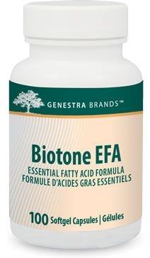 Genestra Biotone EFA – 100 Softgel Capsules