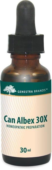 Genestra Can Albex 30x – 30 mL
