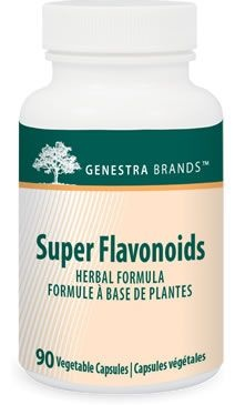 Genestra Super Flavonoids – 90 Vegetable Capsules