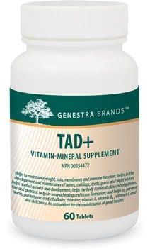Genestra Tad + – 60 Tablets