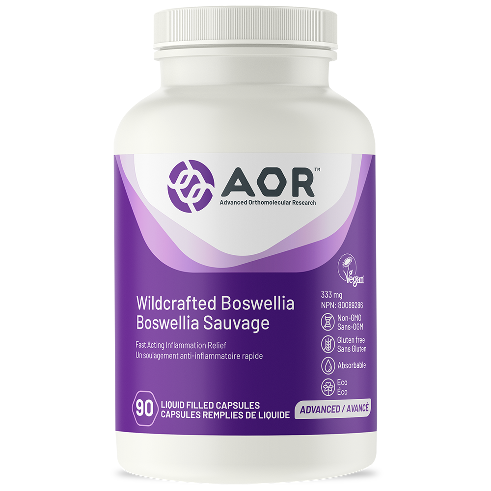 AOR Eco Boswellia - 90 v-softgels