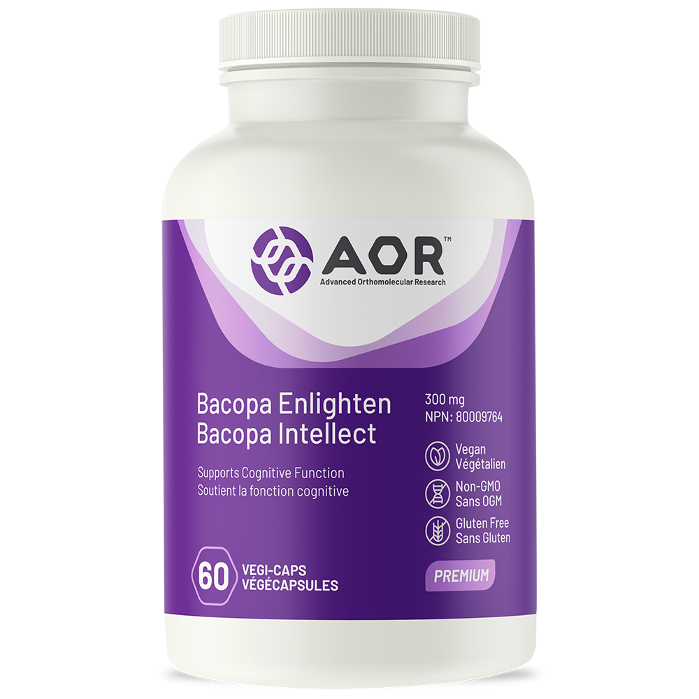AOR Bacopa Enlighten - 60 VCaps