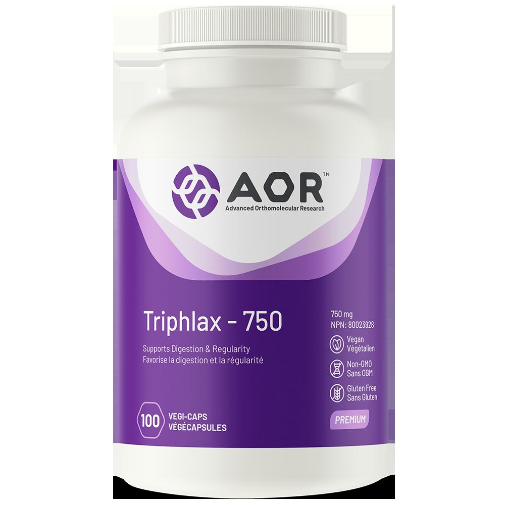 AOR Triphlax  750 mg - 100 v.caps