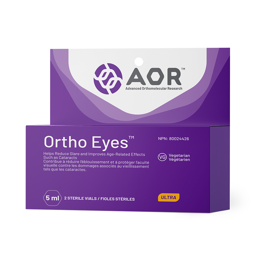 AOR Ortho Eyes 2 vials - 5 ml