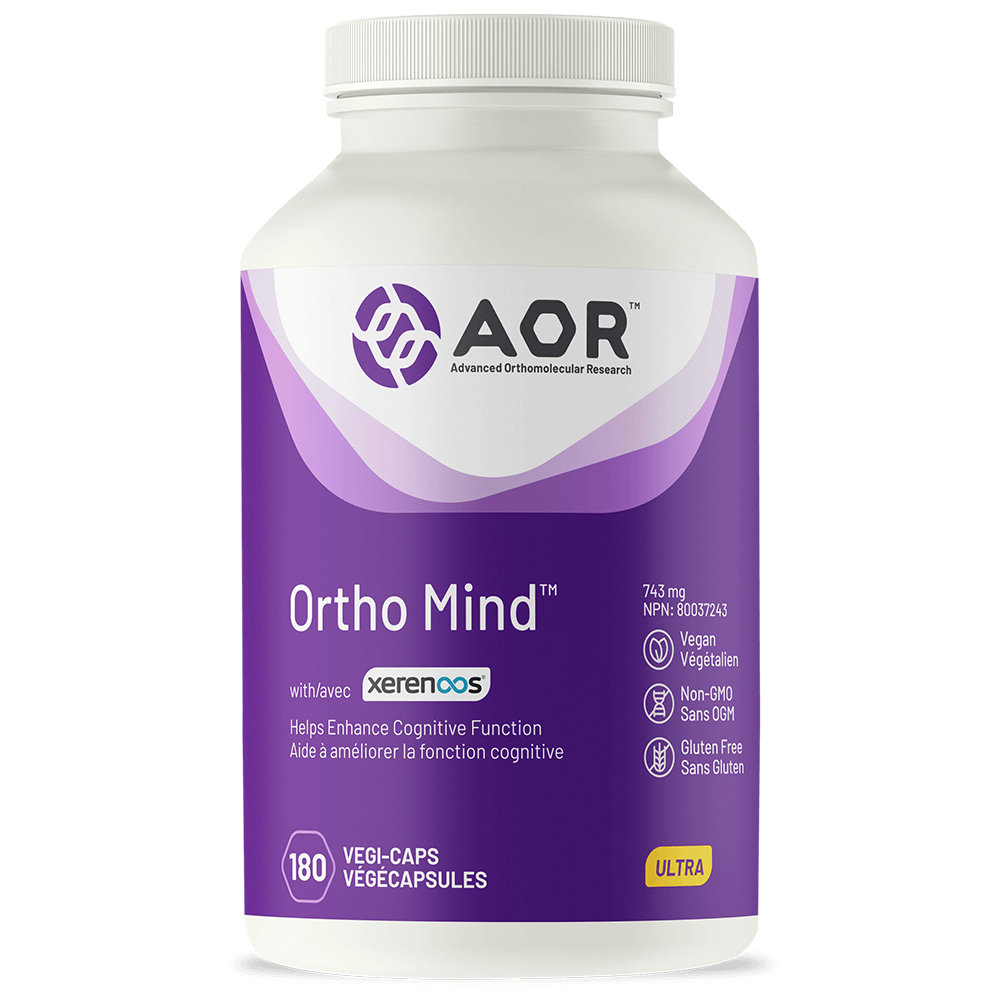 AOR Ortho Mind – 180 Vegi-caps